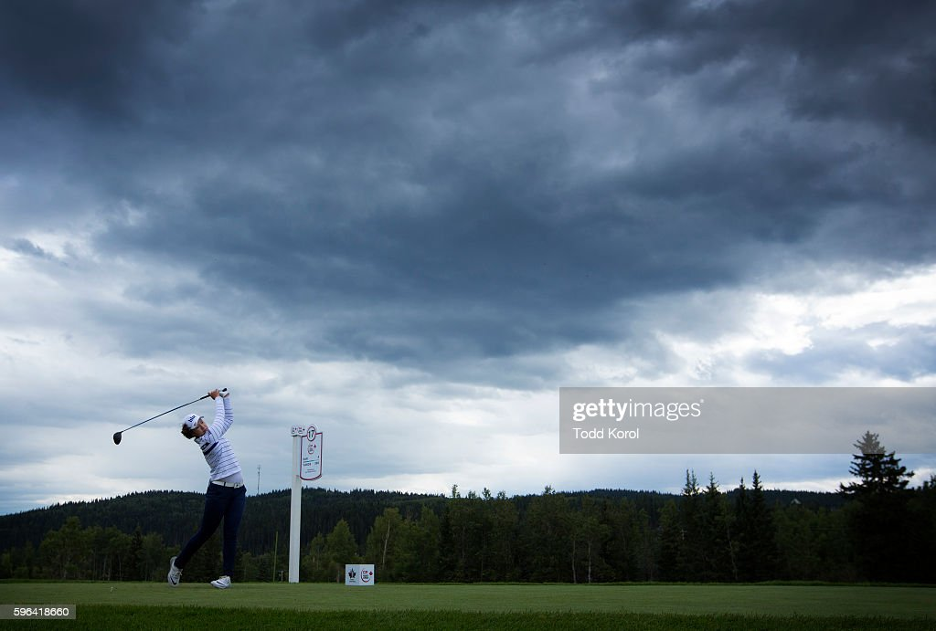 Canadian Pacific Women's Open - Round Three