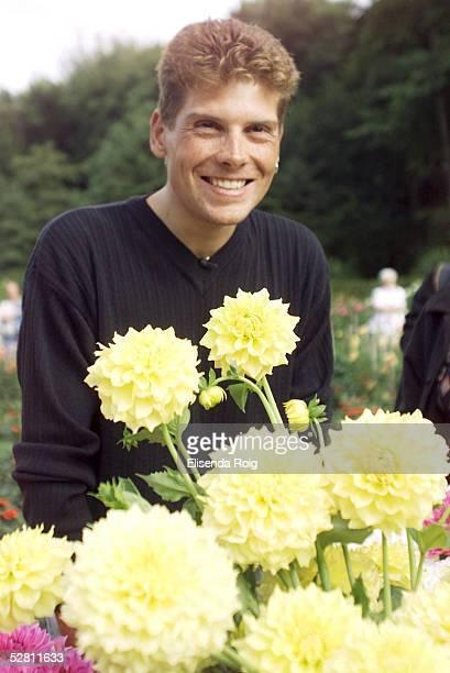 CYCLASSICS 1999 in Hamburg Jan ULLRICH vor der JanULLRICHDahlie