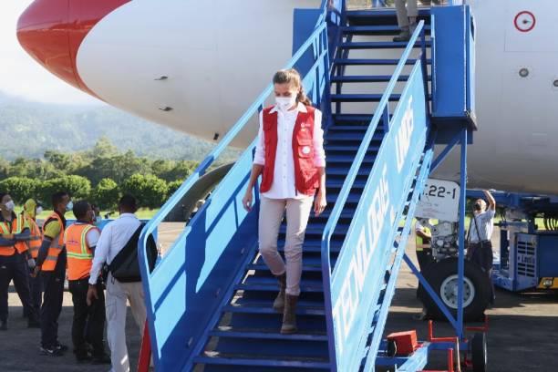 HND: Queen Letizia Of Spain Visits Honduras