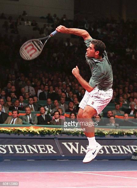 ATP FINALE in Hannover Pete SAMPRAS/USA