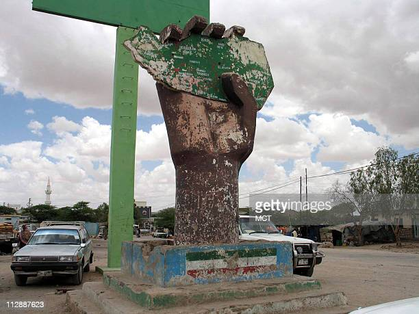 In Hargeisa the capital of the selfdeclared state of Somaliland a monument displays a map of the region Despite declaring independence from Somalia...