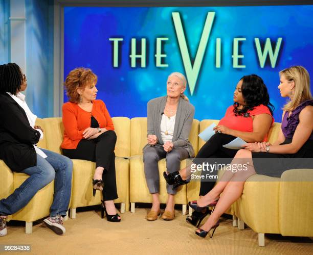 THE VIEW In her first and only exclusive interview to ABC's 'THE VIEW' airing Friday May 14 2010 on the ABC Television Network actress Vanessa...