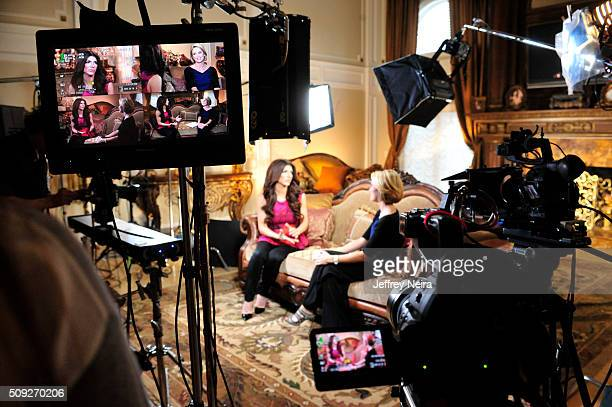 In her first interview since her prison release, reality star Teresa Giudice, talks to Amy Robach from her New Jersey home. The interview is...