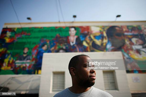 In his new memoir The Beautiful Struggle Ta–Nehisi Coates pictured here son of ex–Black Panther now book publisher Paul Coates tells his story of his...
