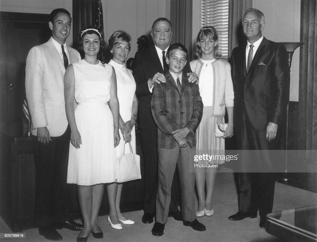 Truman With The Harmons & Sizers : News Photo