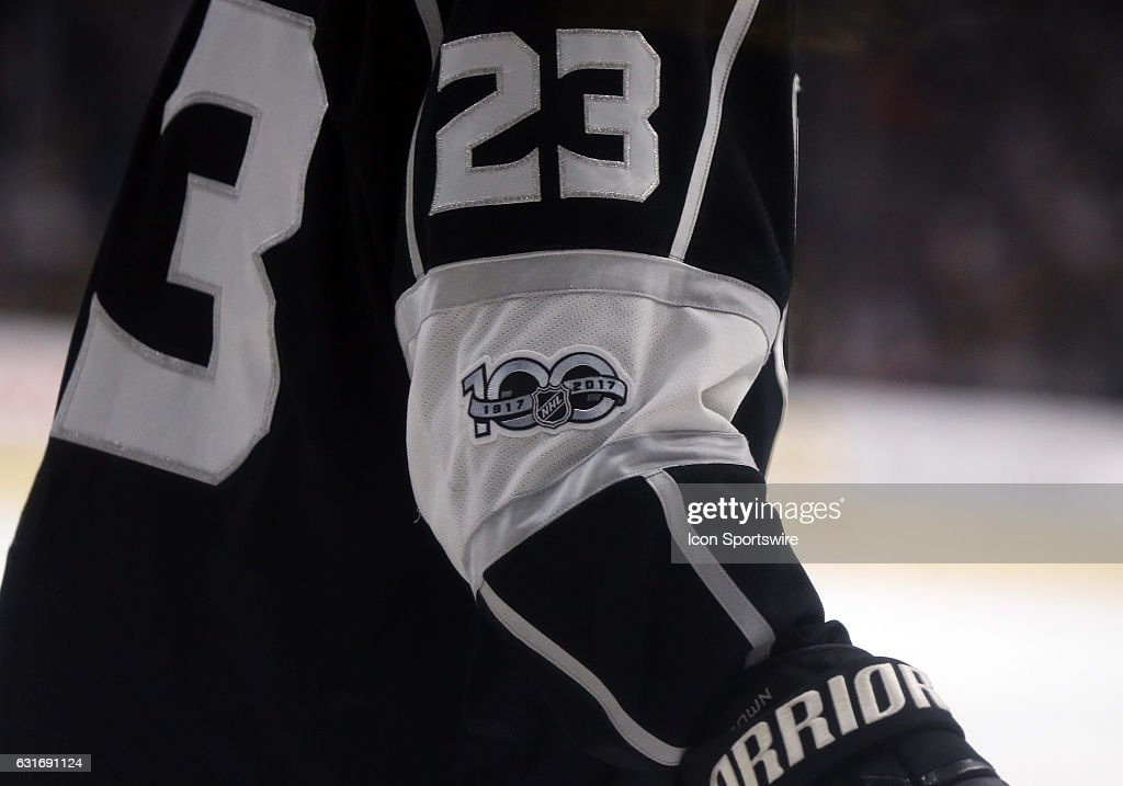 In Honor Of The 100th Anniversary Of The Nhl All Players And News Photo Getty Images