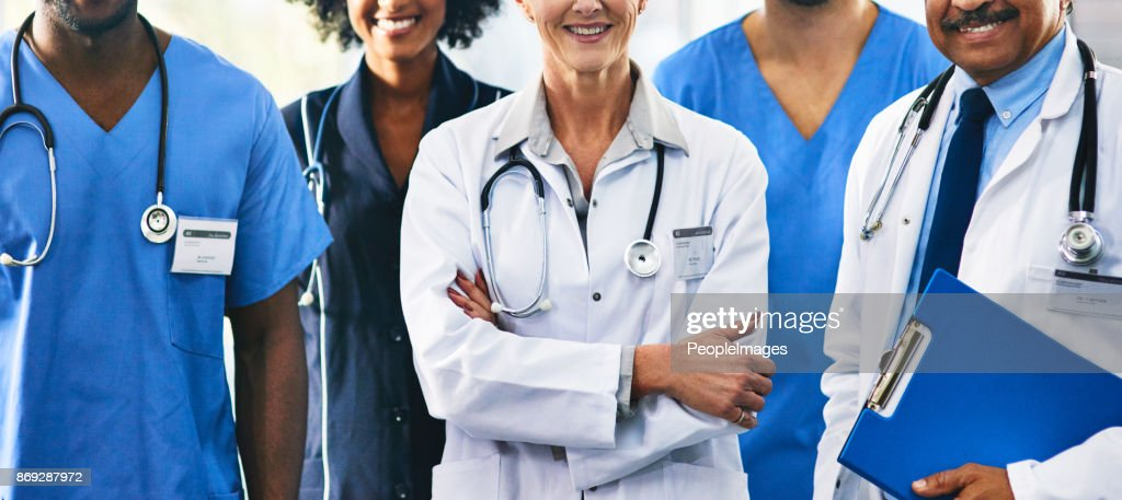 In it together for the good of you health : Stock Photo