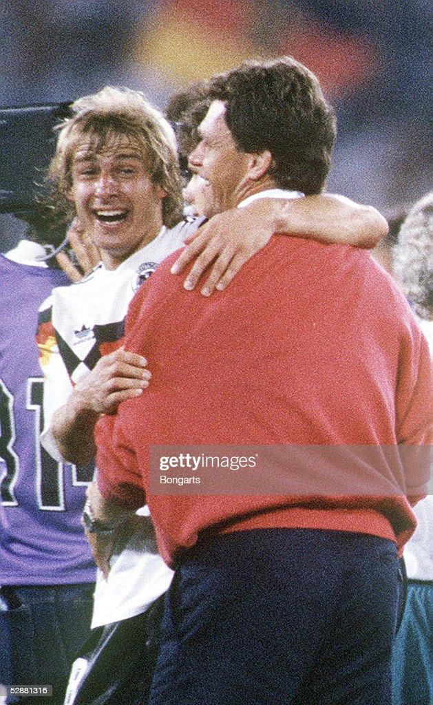 Wm 1990 In Italien Finale Rom Argentinien Deutschland 0
