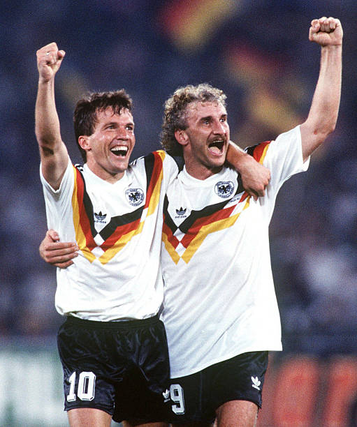 BRA: FILE - Germany v Argentina Past World Cup Meetings