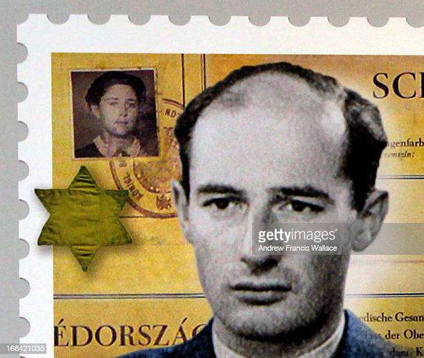 In January of this year Canada Post issued a stamp commemorating Raoul Wallenberg The stamp features a picture of Mr Wallenberg in front of one of...