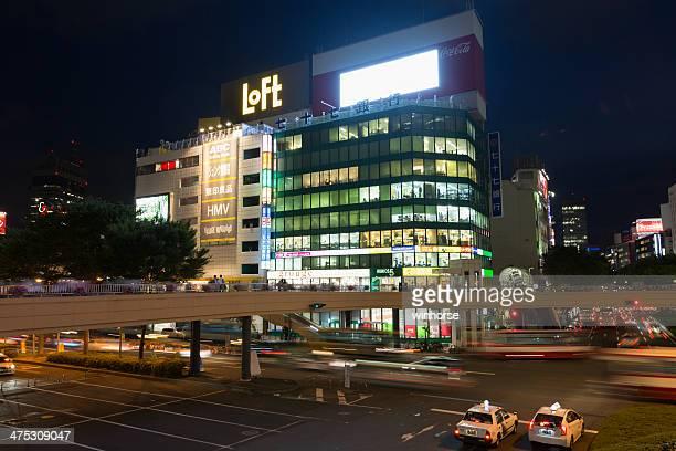 LOFT in Japan