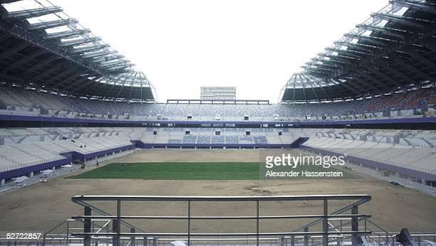 In Japan und Korea, Daejeon; Daejeon Stadion