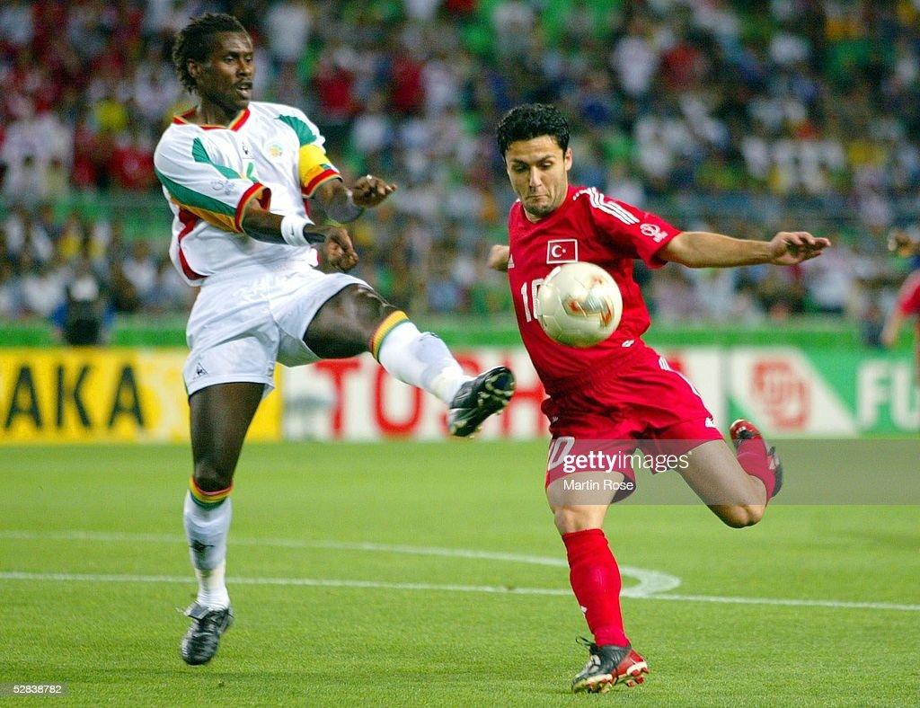 FUSSBALL: WM 2002 in JAPAN und KOREA : Nachrichtenfoto