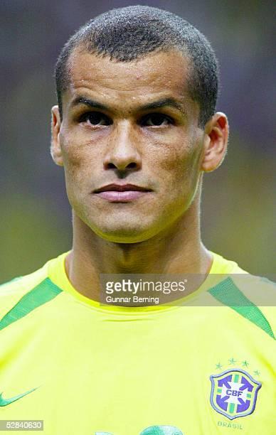 WM 2002 in JAPAN und KOREA Saitama Match 62/HALBFINALE/BRASILIEN TUERKEI 10 PORTRAIT RIVALDO/BRA
