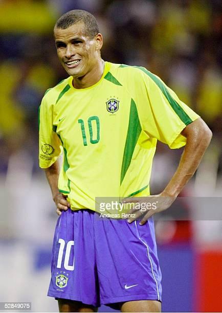 WM 2002 in JAPAN und KOREA Saitama Match 62/HALBFINALE/BRASILIEN TUERKEI 10 RIVALDO/BRA