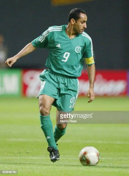WM 2002 in JAPAN und KOREA Sapporo GRUPPE E/DEUTSCHLAND SAUDI ARABIEN 80 Sami AL JABER/KSA