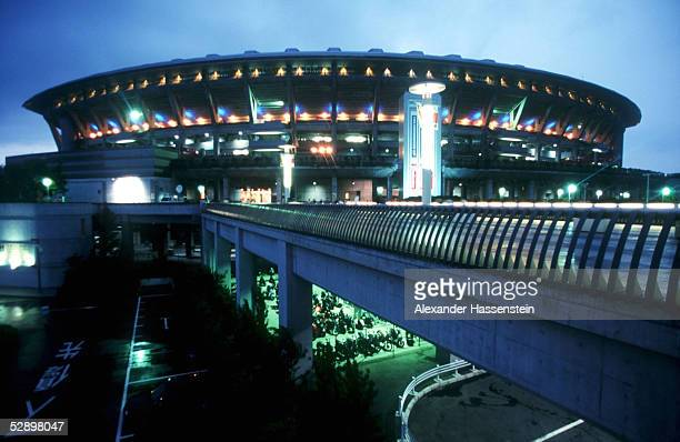 WM 2002 in Japan und Korea Yokohama Yokohama Stadion