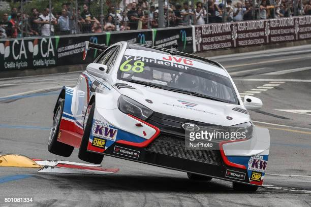 In Joker Lap during the Race 2 of FIA WTCC 2017 World Touring Car Championship Race of Portugal, Vila Real, June 25, 2017.