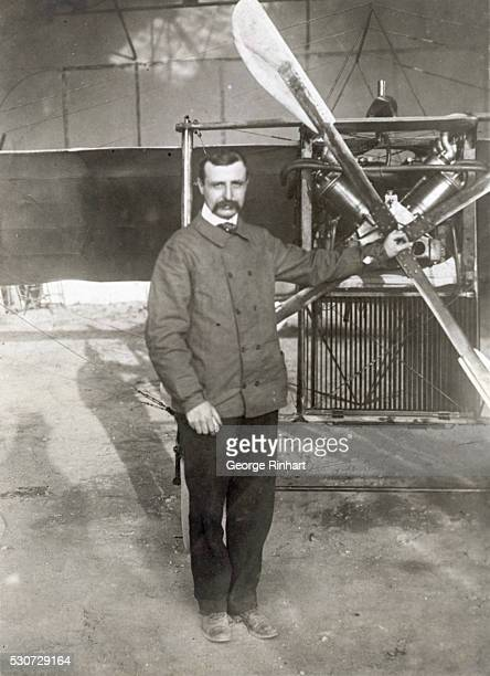 In July 1909 French aviation pioneer Louis Bleriot became the first person to fly across the English Channel traveling in his 25horsepower Model XI...
