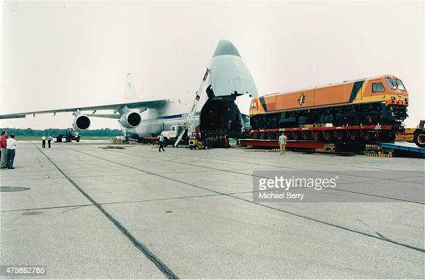CONTENT] In June 1994 the first JT42HCW for Irish Rail was sent to Dublin by air after its construction at London's GMD plant This was to allow...