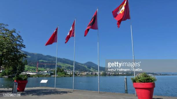 in lachen am zuerichsee - schwyz stock pictures, royalty-free photos & images