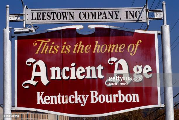 In Leestown a small town founded in 1773 is located Ancient Age a distillery on the banks of the Kentucky River Images and captions taken from the...