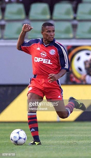 FINALE in Leverkusen SV WERDER BREMEN FC BAYERN MUENCHEN 12 Paulo SERGIO/BAYERN