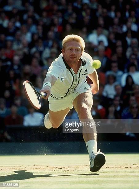 TENNIS WIMBLEDON 1997 in London 6697 Boris BECKER