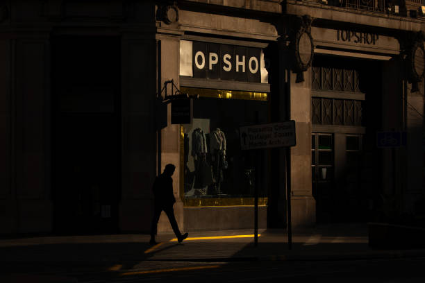 GBR: Debenhams and Topshop Stores As Online Fashion Retailers Look To Rescue Ailing U.K. Mainstays