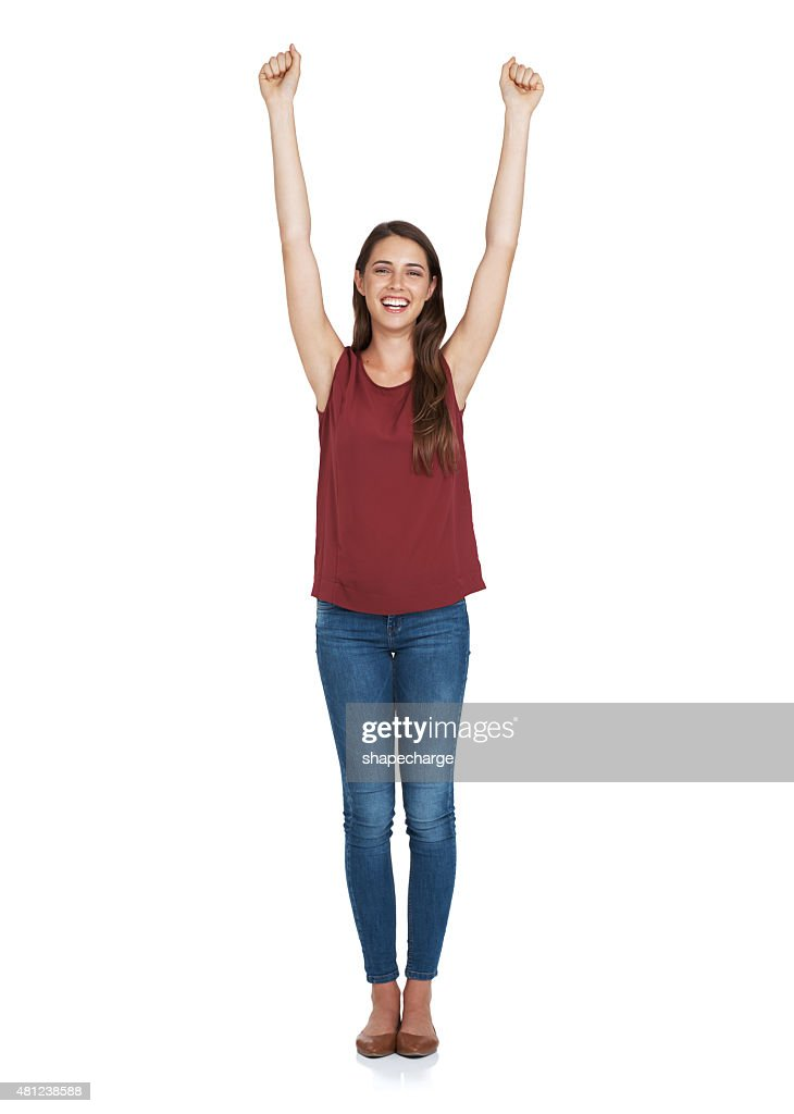 In love with life : Stock Photo