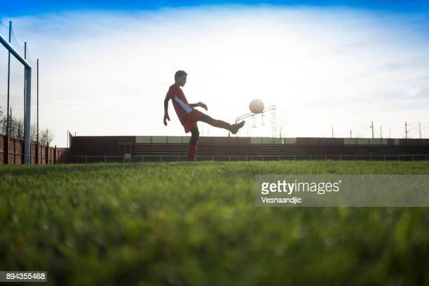 サッカーと恋