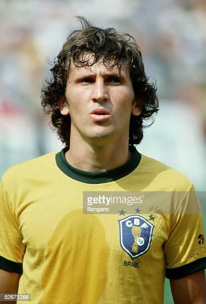 WM 1986 in Mexiko ZICO/BRA