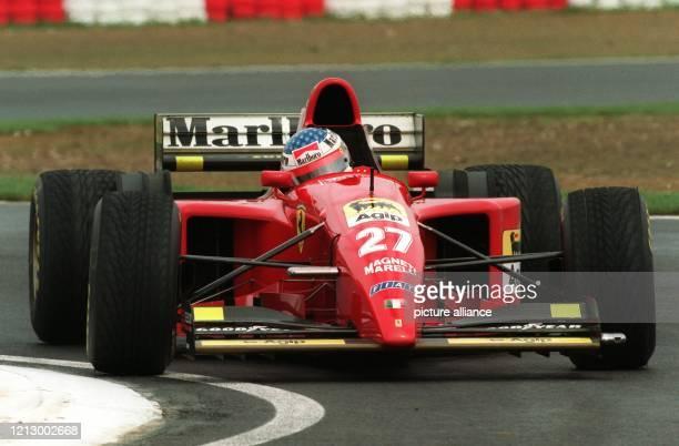 In Montreal beim Großen Preis von Kanada ging am 11.06.95 für Jean Alesi eine lange Leidensgeschichte zu Ende. Ausgerechnet an seinen 31. Geburtstag...