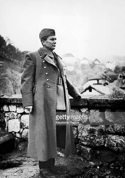 In November 1943 In Jajce Bosnia Josip Broz Then At The Head Of The Yugoslavian Communist Resistance Movement Was Named Marshal Commander Of The...