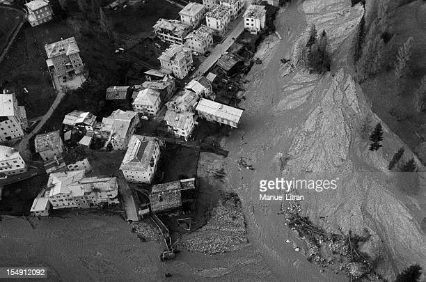 In November 1966 floods have hit the northern half of Italy after heavy rains Damage to Florence in Friuli the Veneto the region of Alto Adige and...