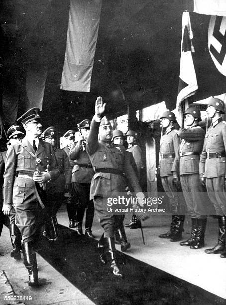 In October 1940 Francisco Franco the Spanish leader met with German leader Adolf Hitler in southern France to discuss having Spain participate in...