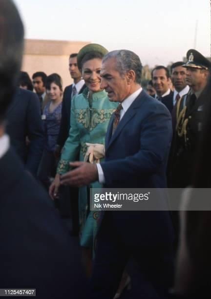 In October 1971 the Shah of Iran and the Shahbanu hosted a lavish celebration to commemorate the founding of the Persian Empire and built a tent city...