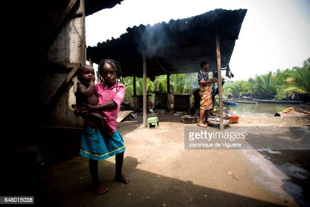 In Okugaju the local population remains very poor despite the oil all around them The villagers want their share of their financial rewards from the...