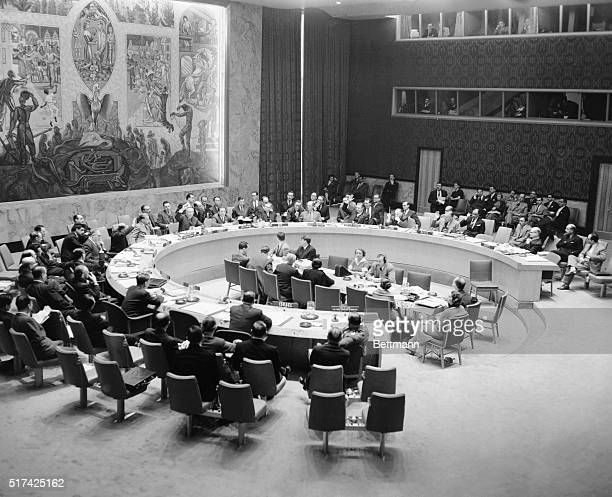 In one of its rare instances of unanimity the 11 nations of the Security Council today voted to condemn Israel for the February 28th attack on the...