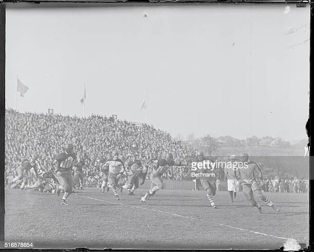 In one of the biggest games of the East Columbia University of New York defeated Cornell University by a score of 60 at Baker Field NY on October...