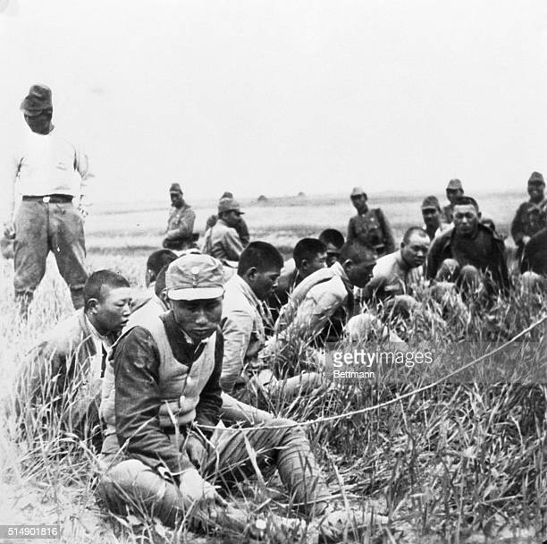 In order to discourage the Chinese defenders Japanese Army officials are said to have ordered the execution of all prisoners taken The war in the...