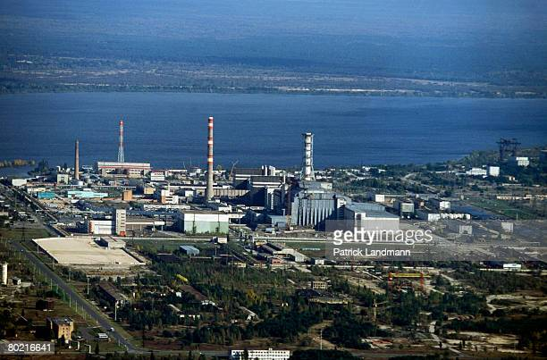 In order to isolate the gulf of Prypyat which was heavily exposed to radioactive contamination during and after the Chernobyl disaster from the...