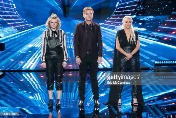 IDOL '118 ' In part one of the twonight season finale the Top 3 finalists visit their hometowns to celebrate their time on the show then return to...