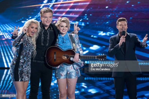IDOL 118 In part one of the twonight season finale the Top 3 finalists visit their hometowns to celebrate their time on the show then return to the...