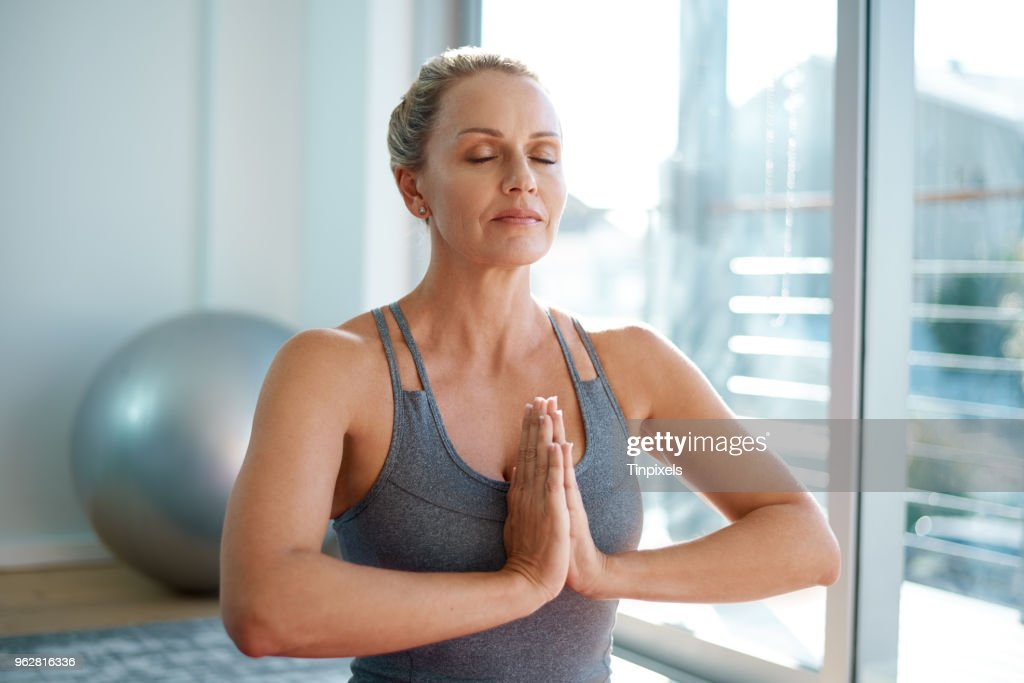 In perfect balance : Stock Photo
