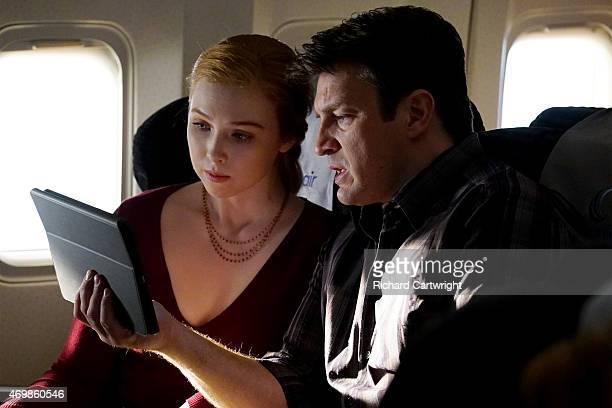 CASTLE 'In Plane Sight' As Castle and Alexis travel to London their routine flight turns deadly when the plane's Air Marshal is found murdered With...