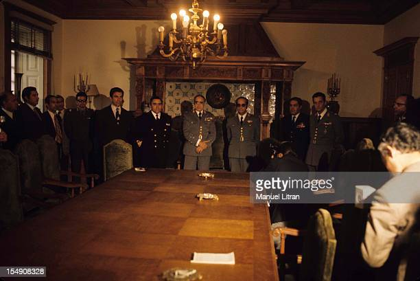 In Portugal May 1 The General Antonio de Spinola takes power in the coup led by reformist military Armed Forces Movement April 25 1974
