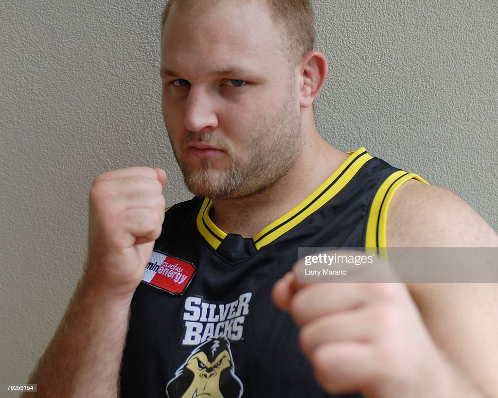 Ben Rothwell Around Seminole Hard Rock Hotel And Casino - Exclusive