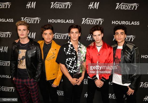 In Real Life attend Variety's annual Power of Young Hollywood at Sunset Tower Hotel on August 28 2018 in West Hollywood California