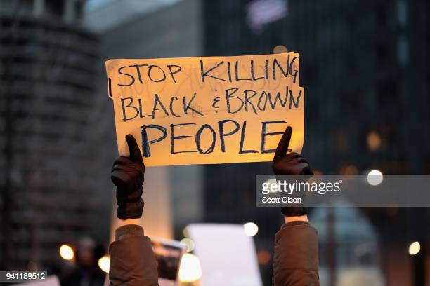 In recognition of the 50th anniversary of the death of Dr Martin Luther King Jr and in solidarity with the family and supporters of Stephon Clark and...